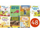 Omslag - Oxford Reading Tree Word Sparks: Level 6: Class Pack of 48
