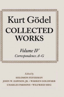 Kurt Godel: Collected Works: Volume 4 av Kurt Godel, Solomon Feferman og Stanford Unviersity of Mathematics (Innbundet)
