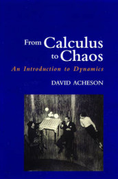 From Calculus to Chaos av David Acheson (Heftet)