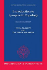 Omslag - Introduction to Symplectic Topology
