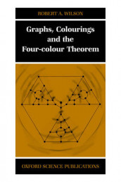 Graphs, Colourings and the Four-Colour Theorem av Robert A. Wilson (Heftet)