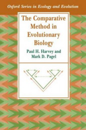The Comparative Method in Evolutionary Biology av Paul H. Harvey og Mark D. Pagel (Heftet)