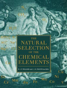 The Natural Selection of the Chemical Elements av R. J. P. Williams og J. J. R. Frausto da Silva (Heftet)