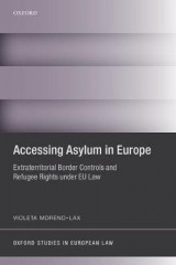 Omslag - Accessing Asylum in Europe