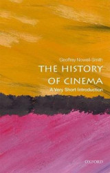 Omslag - The History of Cinema: A Very Short Introduction