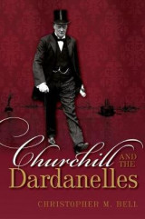 Omslag - Churchill and the Dardanelles
