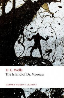 The Island of Doctor Moreau av H. G. Wells (Heftet)