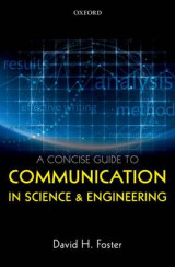 Omslag - A Concise Guide to Communication in Science and Engineering