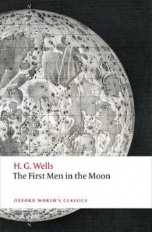 The First Men in the Moon av H. G. Wells (Heftet)