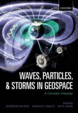 Omslag - Waves, Particles, and Storms in Geospace