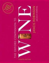 Omslag - The Oxford Companion to Wine