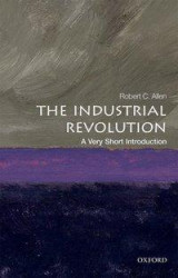 Omslag - The Industrial Revolution: A Very Short Introduction