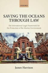 Omslag - Saving the Oceans Through Law
