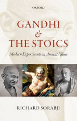 Omslag - Gandhi and the Stoics