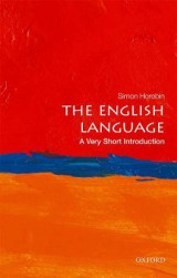 Omslag - The English Language: A Very Short Introduction