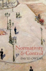 Omslag - Normativity and Control