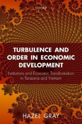 Omslag - Turbulence and Order in Economic Development