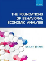 Omslag - The Foundations of Behavioral Economic Analysis