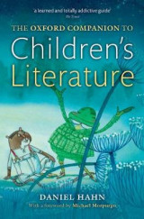 Omslag - The Oxford Companion to Children's Literature