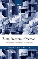 Omslag - Being, Freedom, and Method