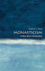 Omslag - Monasticism: A Very Short Introduction