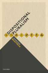 Omslag - Dispositional Pluralism