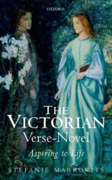 Omslag - The Victorian Verse-Novel