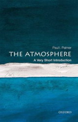 Omslag - The Atmosphere: A Very Short Introduction