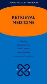 Omslag - Oxford Specialist Handbook of Retrieval Medicine