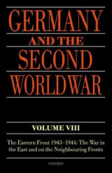Omslag - Germany and the Second World War: Volume 8