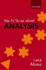 Omslag - How to Think About Analysis