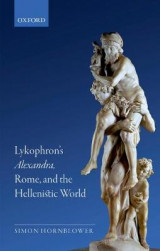 Omslag - Lykophron's Alexandra, Rome, and the Hellenistic World