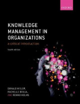 Omslag - Knowledge Management in Organizations