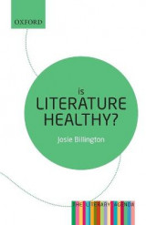 Omslag - Is Literature Healthy?