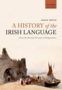 A History of the Irish Language