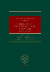 Omslag - The Mcknight, Paterson, & Zakrzewski on the Law of International Finance