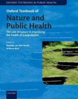 Omslag - Oxford Textbook of Nature and Public Health