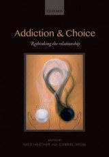Omslag - Addiction and Choice
