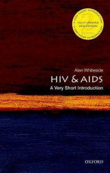 Omslag - HIV and AIDS: A Very Short Introduction