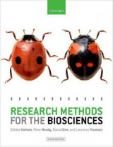 Omslag - Research Methods for the Biosciences