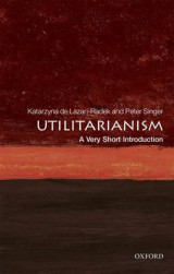 Omslag - Utilitarianism: A Very Short Introduction