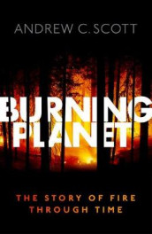 Burning Planet av Andrew C. Scott (Innbundet)