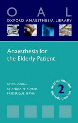 Omslag - Anaesthesia for the Elderly Patient