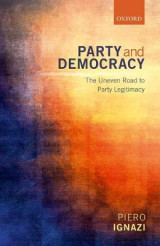 Omslag - Party and Democracy