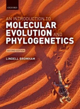 Omslag - An Introduction to Molecular Evolution and Phylogenetics