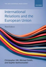 Omslag - International Relations and the European Union