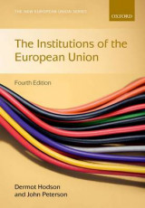 Omslag - Institutions of the European Union