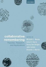Omslag - Collaborative Remembering
