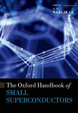 Omslag - The Oxford Handbook of Small Superconductors