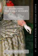 Omslag - Fashioning the Early Modern